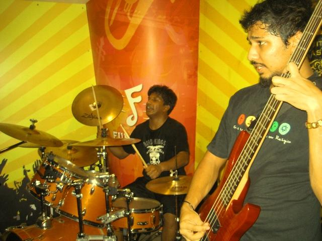 Atish and Leon Metal Meltdown 2010