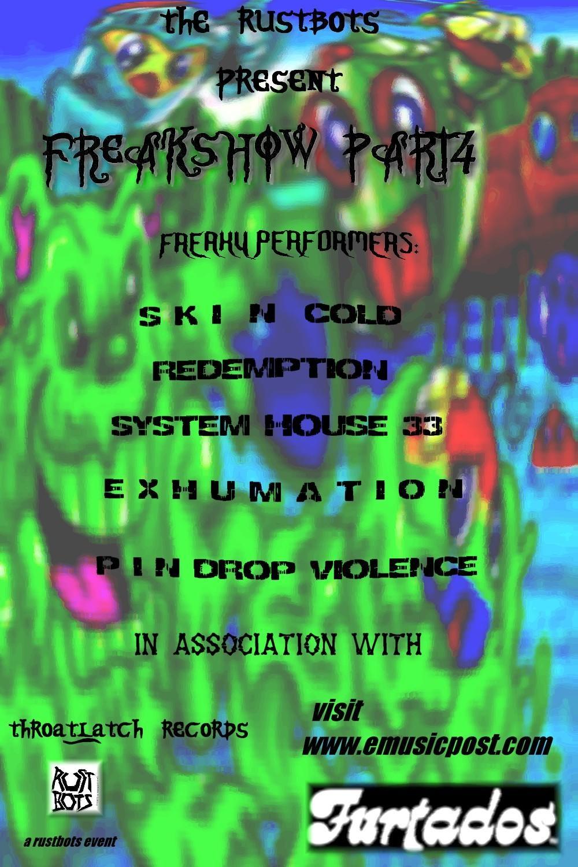 Freakshow 4