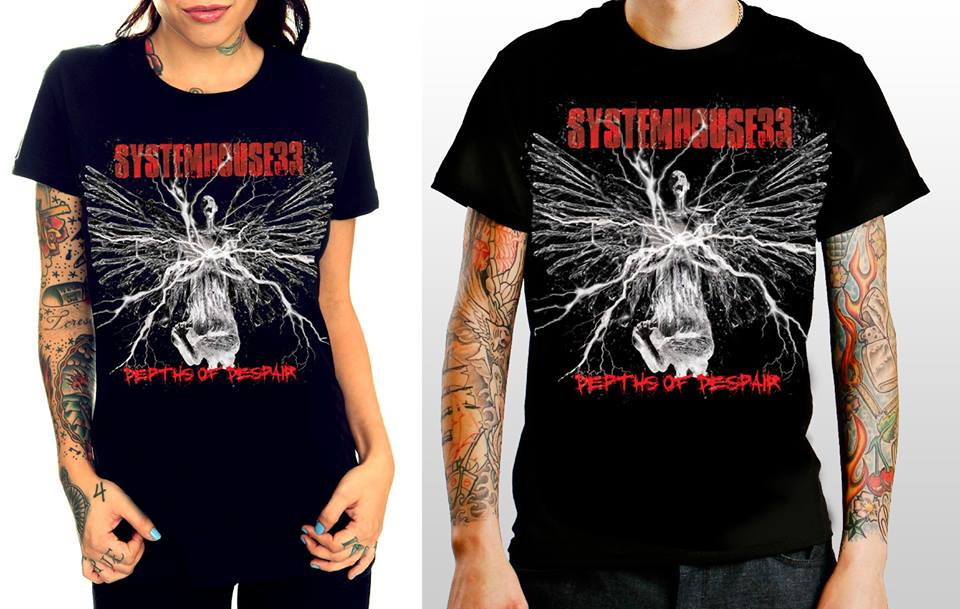 Systemhouse33 T-shirts