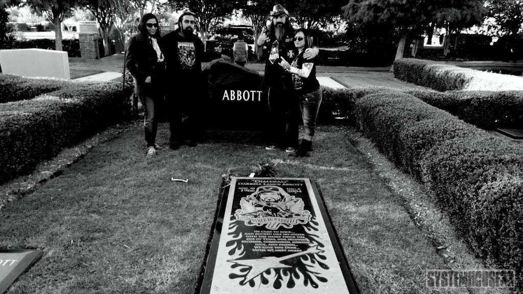 Dimebags grave-3
