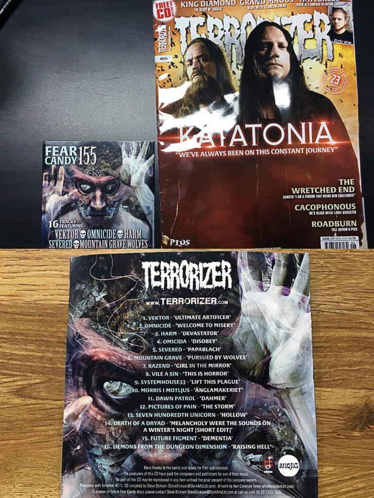 Terrorizer June 2016