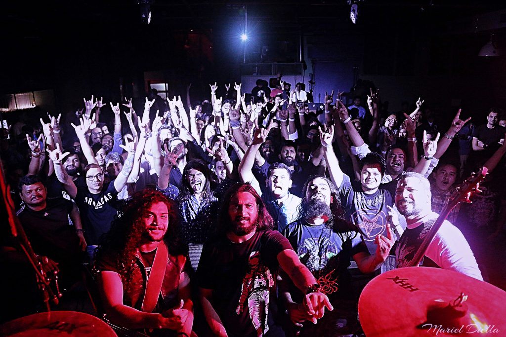 Indian metal band SystemHouse33 antiSOCIAL
